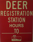wisconsin state deer registraion station